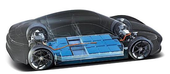 保时捷Taycan续航500公里 双永磁电机提升车辆性能