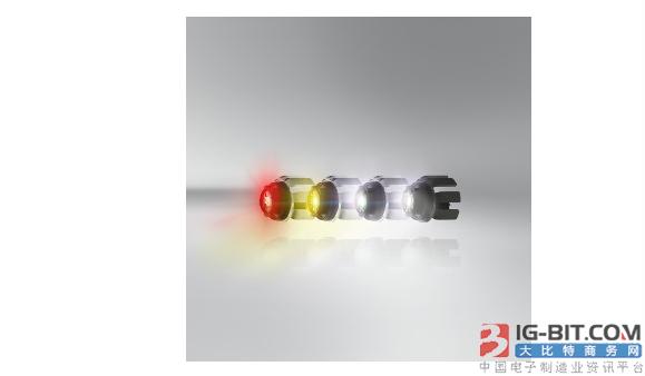 欧司朗推出新型标准化LED指示灯解决方案