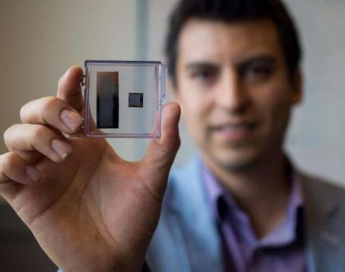 聚合物基MEMS有望助力超声波成像普及