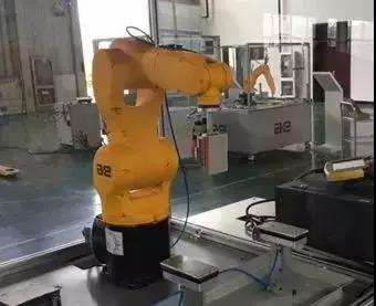 手机产业澳门皇冠赌场线上娱乐的9大工业机器人