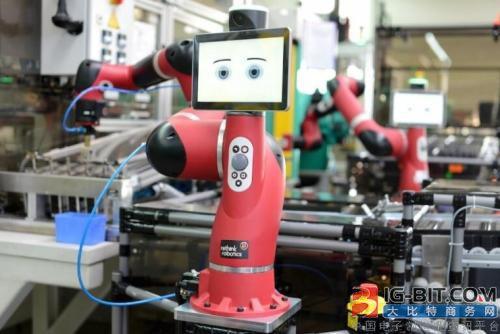 """亚马逊创始人""""偏爱""""无果:协作机器人鼻祖Rethink Robotics宣布倒闭"""
