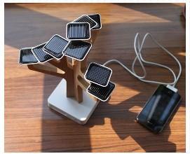户外太阳能充电产业前景喜人 众多品牌开始布局