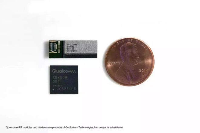 高通推出面向移动终端的突破性 5G 新空口毫米波及 6GHz 以下射频模组