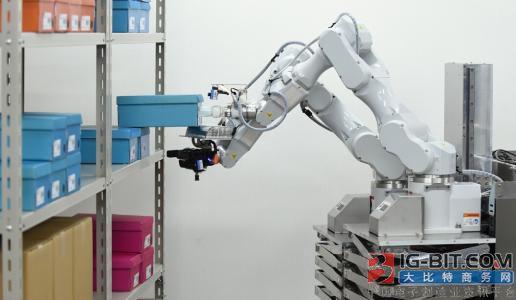 物流智能化趋势来袭 物流机器人前景广阔