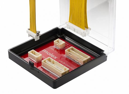 更高的加工能力与可靠性,Molex推出Spot-On 连接器系统
