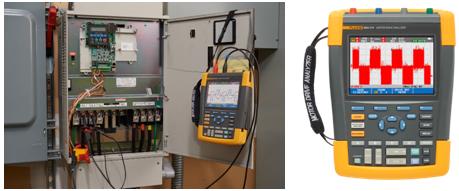 全新电机驱动分析仪Fluke MDA-510和MDA-550