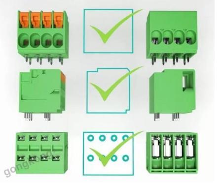 菲尼克斯电气结合客户的实际需求推出了TDPT系列固定式连接器