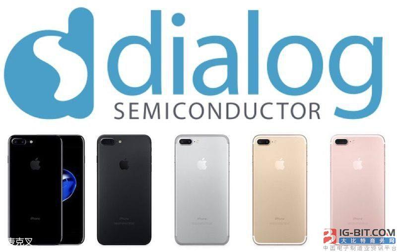 为打造自家芯片,苹果斥资6亿美元收购芯片制造商Dialog