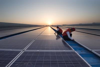 中国已基本实现光伏、风电、光热产业的全链供应