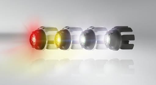欧司朗与小糸联手发布一系列标准化LED信号灯