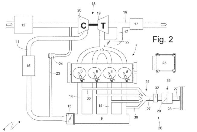 法拉利为其进气系统申请专利 增大发动机声音