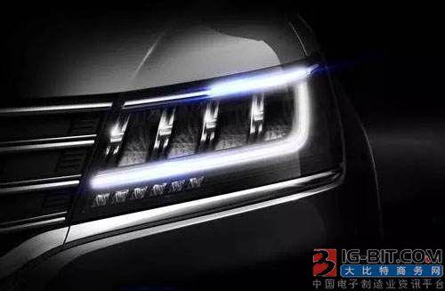 海拉合作多机构研发智能车前大灯技术