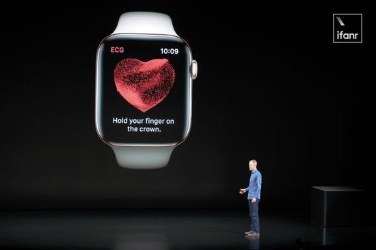 一千支 Apple Watch 里的苹果「健康梦」