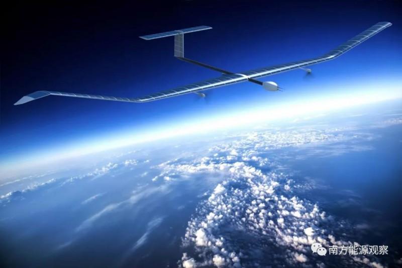 和风之神 太阳能无人驾驶飞机再破飞行纪录