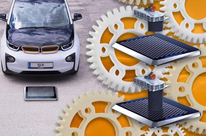 Easelink与igus合作电动感应充电技术及3D打印齿轮