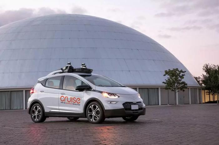 本田、通用汽车和Cruise计划携手开发自动驾驶技术