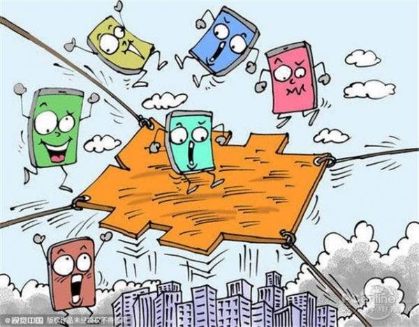 手机战场厮杀激烈程度加剧 厂商们走向何方?