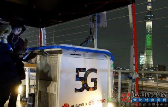 5G基站竞争:三星强势崛起,华为面临大挑战?