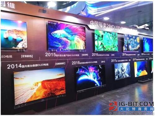 OLED中国时代巨幕开启 创维引领未来趋势