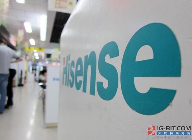 海信市值缩水达四成 彩电市场饱和寻求转型