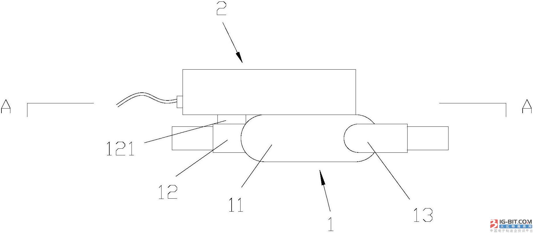 【仪表专利】NB-IoT智能水表
