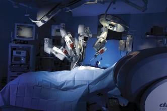 人工智能手术机器人站上风口