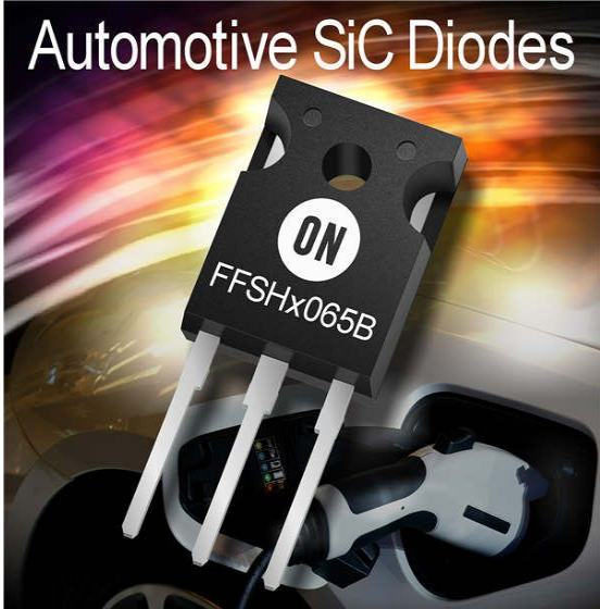Ansenmei releases carborundum (the car application that SiC) diode uses at requirement Yan Ke