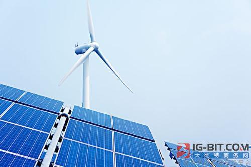 风能太阳能发电量的增长将主导中国未来的电力结构