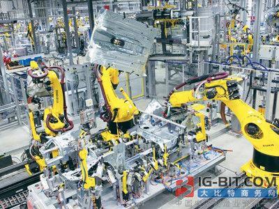 中国工业机器人市场竞争白热化低价能突出重围?
