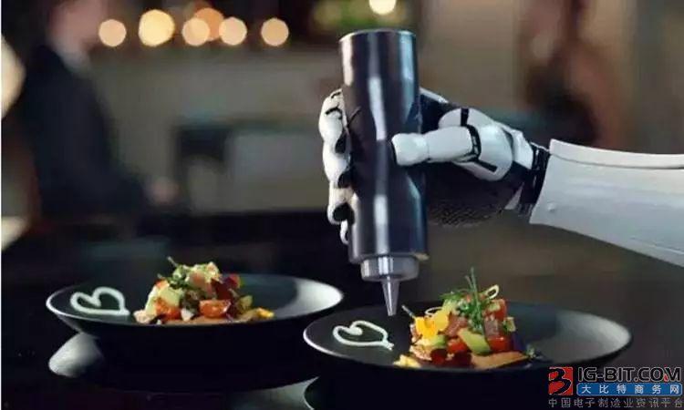 人工智能当大厨?现在恐怕有点言之过早了