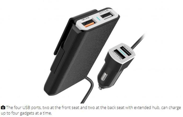 Digitek发布两款智能车载充电设备 可兼顾充电安全性及便利性