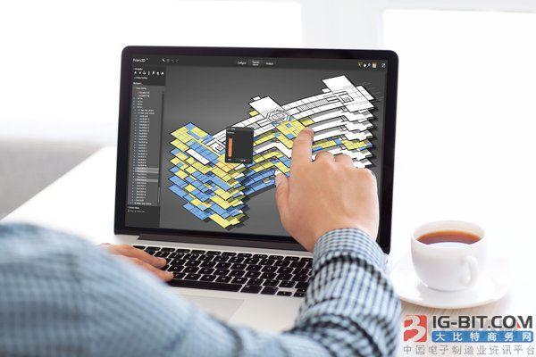 欧司朗发布全新一代ENCELIUM智能照明控制系统