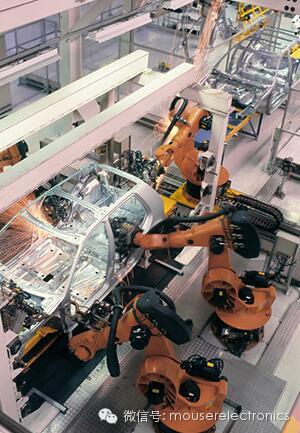 电机控制新技术给机器人带来了怎样的好处?
