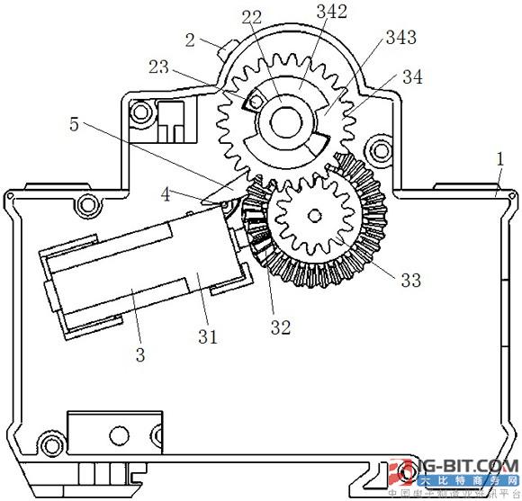 【仪表专利】电能表外置断路器