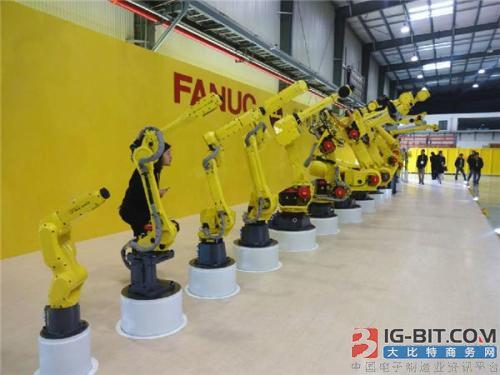 发那科新基地开建,机器人厂商为何都钟爱重庆?