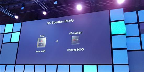 余承东对外媒确认:华为正研发5G可折叠手机