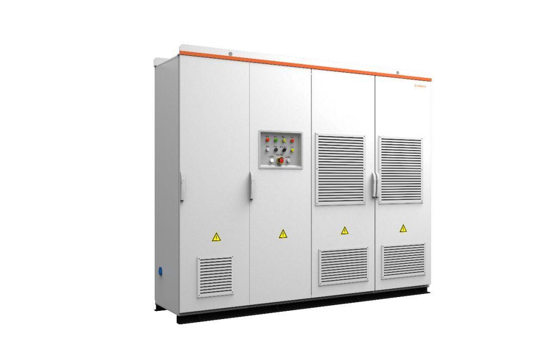 阳光电源发布国内首款主控一体化3.X MW风冷变流器