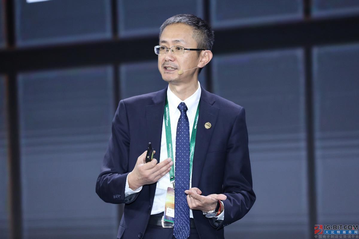 戴尔商用终端总经理林浩:5G将为IT应用变革提供两大驱动力