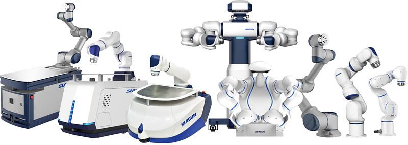 新松协作机器人为何被知名客户集体点赞?