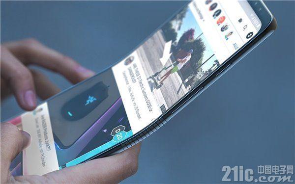 可折叠手机真的来了!三星:11 月 7日见!