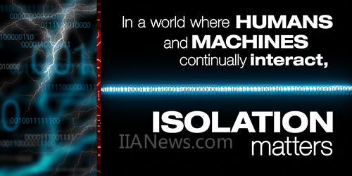 人与机器持续交互世界中的隔离技术
