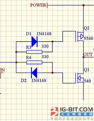四种直流电机驱动电路图及设计思路讲解