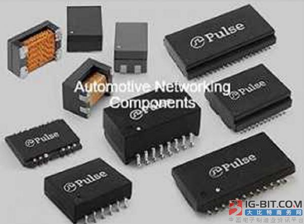 普思電子引入1000Base-T1以太網共模扼流圈 可用于各類汽車應用