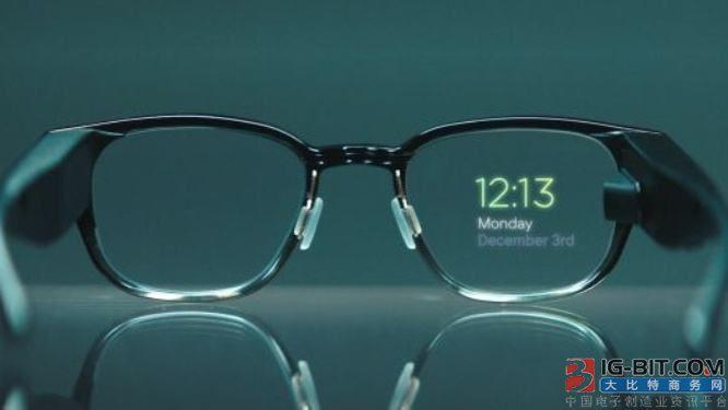 "Focals智能""眼镜"",能看文本,能导航"