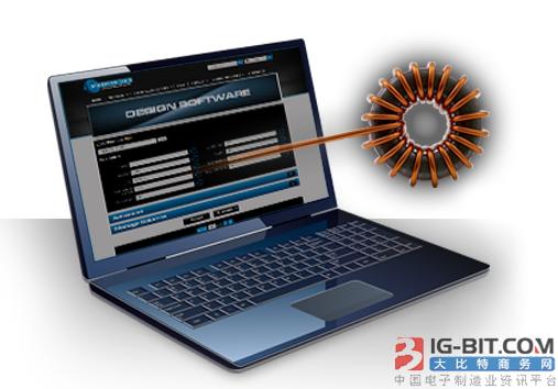 美克顿微金属引入新的EQ分布式气隙磁粉芯用于高频开关电源的应用