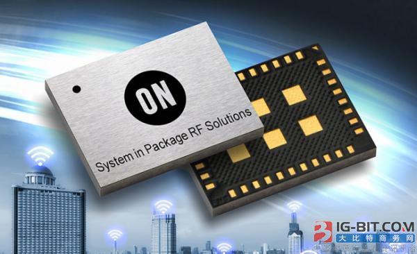 安森美半导体宣布Sigfox认证的RF系统级封装方案获行业首个CE认证