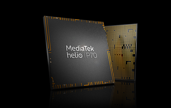强型AI引擎,联发科技推出曦力P70(Helio P70)系统单芯片