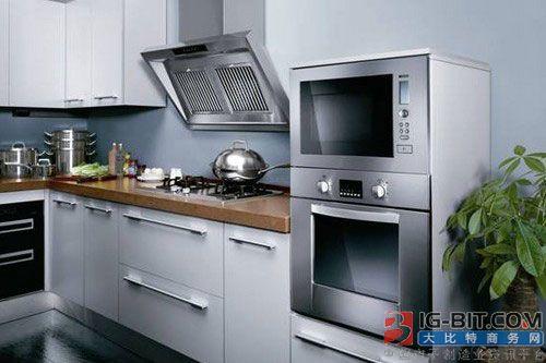 新兴厨电产品成市场消费增长主力
