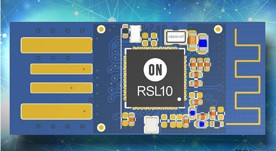 安森美推出领先业界的RSL10蓝牙5无线电系列网状网络和新的开发支援工具