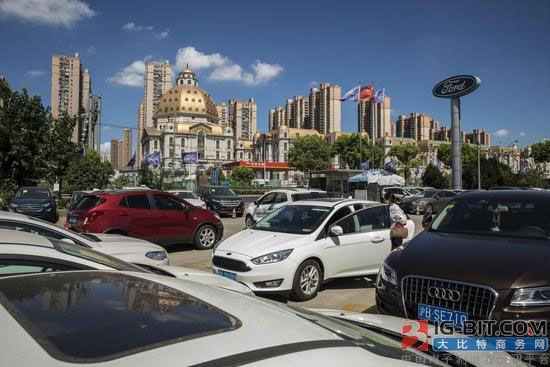中國車企為何難以進入美國市場?